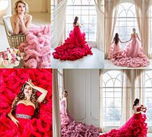 Платья для красивейших фотосессий! Создайте свою сказку!