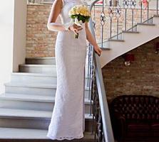 Эксклюзив! Платье авторской работы. Не венчанное.