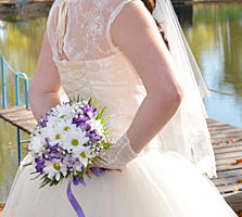 Срочно!!! Свадебное платье в идеальном состоянии!!!