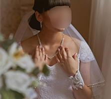 Продам шикарное свадебное платье!!!