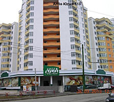 Vind Apartament in bloc nou situat pe Alba Iuliа
