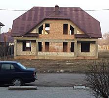 Продам недостроенный дом район Мечникова