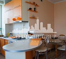 Продается 3-комнатная квартира с евроремонтом.
