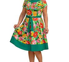 Новое красивое платье 58 размера!