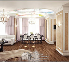 1-комн 55кв. м. в новом доме на М. Малиновского.