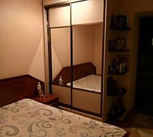 Продаётся 3-комнатная квартира, в районе Стелуца.