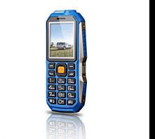Telefon mobil Rungee cu funcție de Power Bank