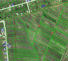 Bubuieci. Бубуечь 3 км от Кишинёва 10 соток огород= 250 кустов виног.