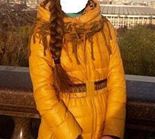 Пальто-куртка зимняя