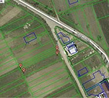 Бубуечь Bubuieci-3 км от Кишинёва 15 соток огород при въезде в Бубуечь