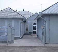 Продам новый дом в Бельцах