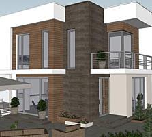 Отличное расположение, ул Милано! Дом в 3 уровня, отличный дизайн!