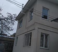 3-ком. Р-он военкомата, автономн отопление+гараж во дворе начат ремонт