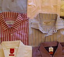Дешево! Фирменные рубашки мужские, костюмы, галстуки и туфли.