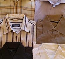 Дешево! Продам фирменные рубашки, галстуки, костюмы, туфли.