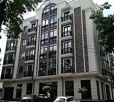 Продается квартира в доме комфорт класса в самом центре Кишинева.
