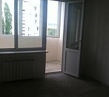 Большая 3-комнатная белый вариант, 3 лоджии - это выгодно!!!