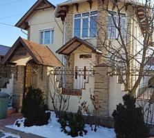 Элитный жилой дом со всеми коммуникациями в пригороде Кишинева!