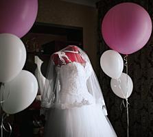 Прокат свадебного платья 100$ г. Тирасполь