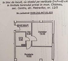 Apartament cu 1 camera Complexul Locativ Pietrarilor 12/5, Telecentru
