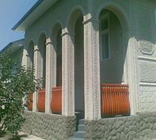 Срочно продается дом с. Хилиуцы, Фалештского р-на. Торг.