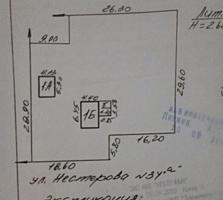 Продам участок под строительство в г. Тирасполь