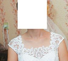 Красивое свадебное платье. Мечта любой девушки и невесты.
