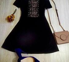 Коктельное бархатное платье LOVE REPUBLIC
