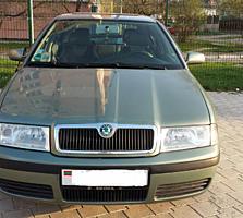 СРОЧНО! Skoda Oktavia 1.6 бензин 2002 г. в. 3600$ ТОРГ
