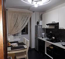 Apartament cu 2 camere in sectorul Gara de Nord. Reparatie euro.