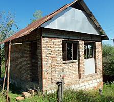 Дача в садоводстве-село Никольское-15 км от Тирасполь-лес+озеро-1500=$