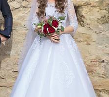 Продам свадебное платье/ Vind rochia de mireasa