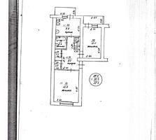 Продажа просторной 2-комнатной квартиры