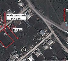 Colonita. Vind teren de constructie 14.41 ari