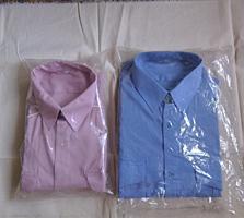Новые мужские сорочки, ворот 42, рост 170-176 дешево. Вайбер