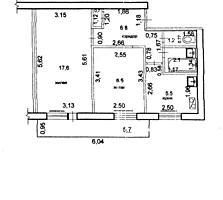 2- комнатная. Ленинский.