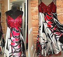 РАСПРОДАЖА! Вечернее платье Бабочка, новое, про-во Турция, срочно