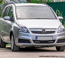 Opel Zafira B регистрация Молдова