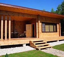 Новый дом-дача от строительной компании