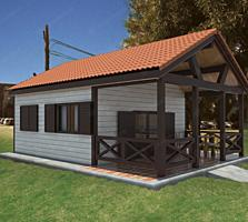 Новый дом-дача за 30 дней