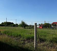 Продается участок под постройку комфортного загородного дома.