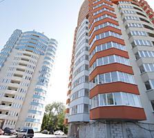 Spre vinzare apartament cu o camera, bloc nou, autonomă, termopane!!!