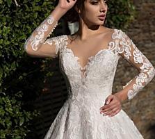 *Свадебное платье в идеальном состоянии, модель 2018-го года*