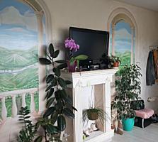1-комнатная. 19900 €, евроремонт. мебель, теплые полы!