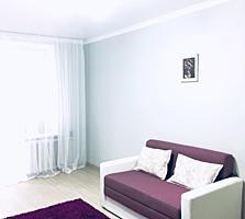 2 комнатная евроремонтом.