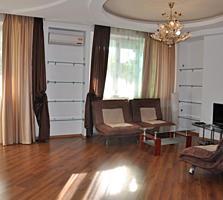 3-х комнатная Центр 113 кв. м. евроремонт