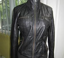 FAST LABEL! Модная! Жен. Куртка - OAKWOOD - 100% КОЖА!