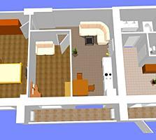 Продается квартира свободной планировки на Борисовке
