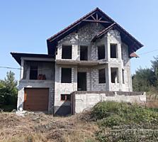 Se vinde casa nefinalizata (Truseni visavi de Nord-vest)