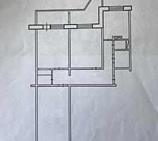 Продаётся 3-комнатная квартира на Чеканах